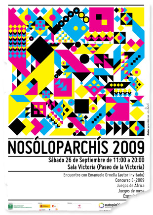 Cartel NOSÓLOPARCHÍS 09