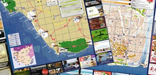 Conil Freemap 2010