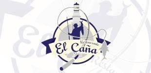 Logotipo Restaurante El Caña