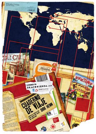 Cuaderno de viaje Dirk Henn
