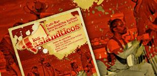 """Material promocional concierto """"Los Aslándticos"""""""