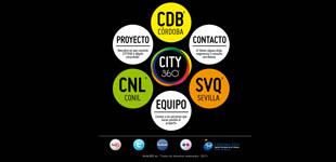 CITY360 web