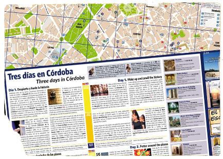 Plano Córdoba Primavera-Verano 2011
