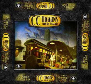 Caja de CC Higgins