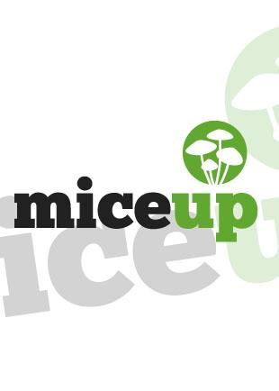 Logotipo Miceup