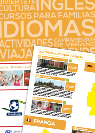 Catálogo Studyglobal Junior 2015